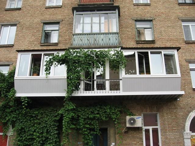 Стеклопакеты для выносного балкона александрплац отделка балконов